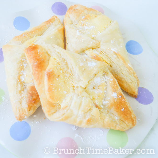 Easy Homemade Cheese Danish recipe