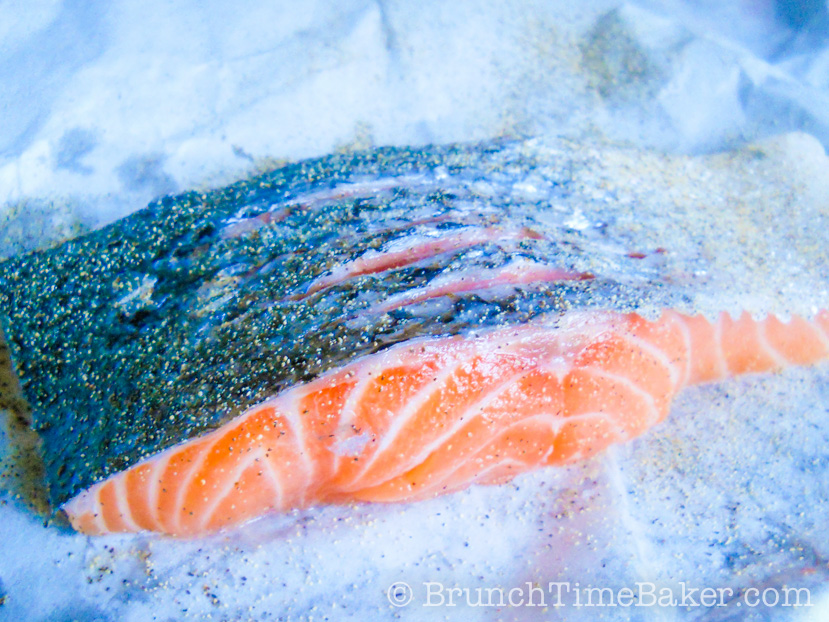 Pan Seared Crispy and Moist Salmon Fillet (2 of 5)