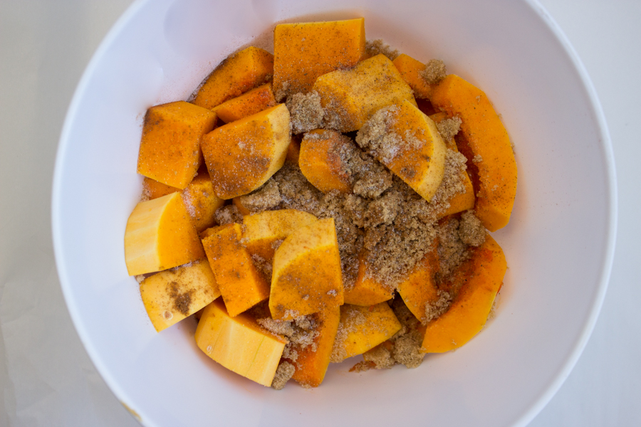 Cinnamon Roasted Butternut Squash Recipe