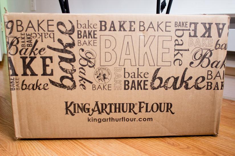 King Arthur Flour Box