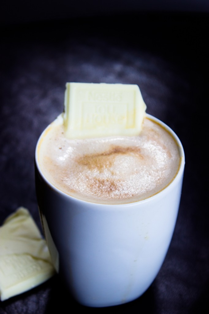 Instant Sweet and Creamy Vanilla Latte {Giveaway}