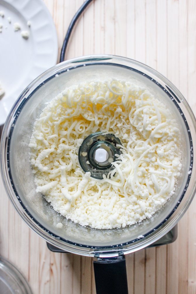 Magimix Food Processor Review + The Best Low-Carb Cauliflower Pizza Crust Recipe