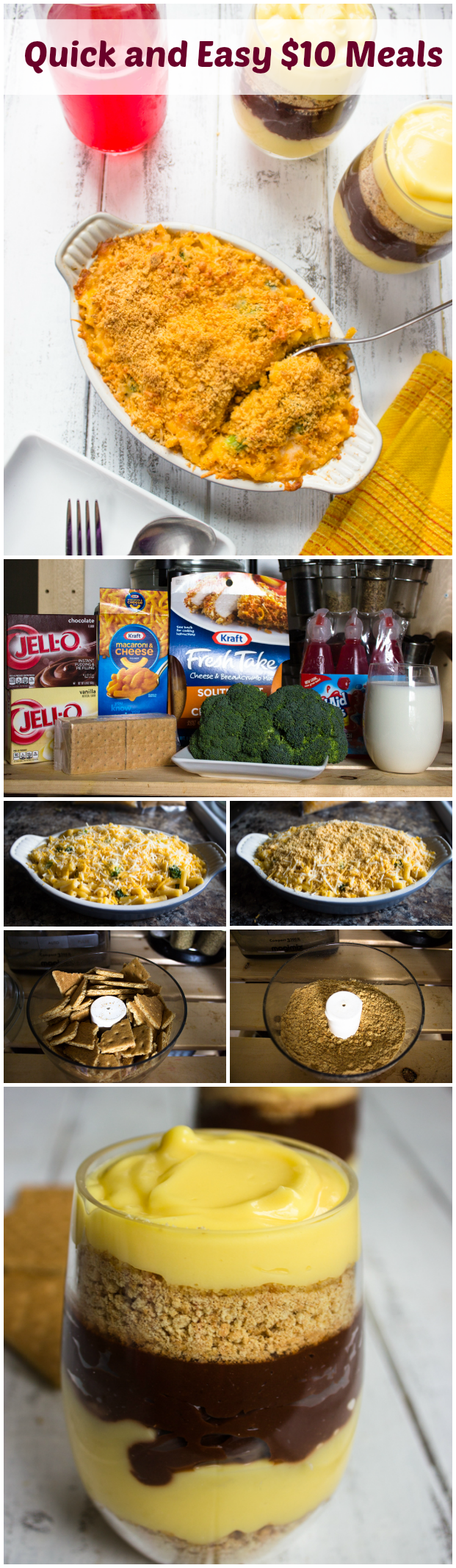 Quick and Easy Meal Ideas Under $10