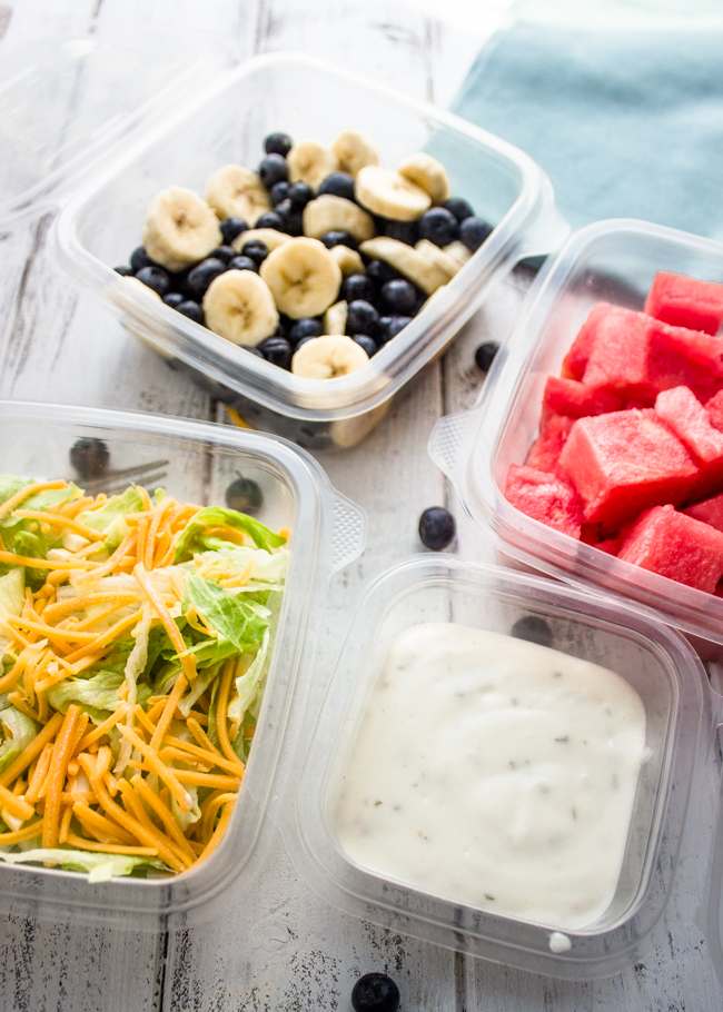 20+ Healthy Snack Ideas For Kids and Adults