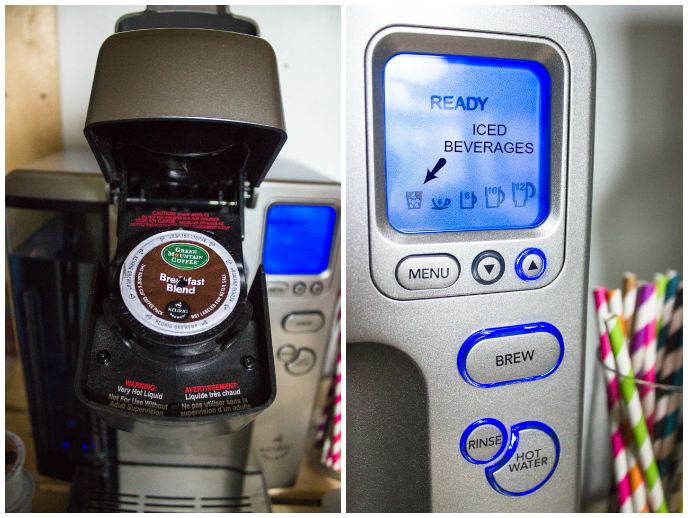 how to make perfect iced coffee at home with a keurig |