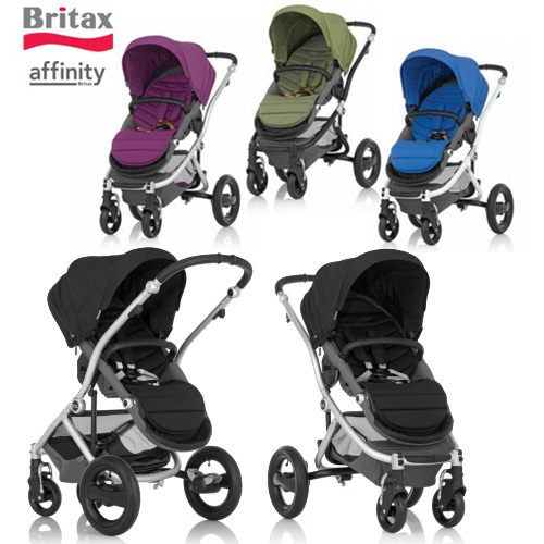I'm a Britax Mommy! (Britax Affinity Review)