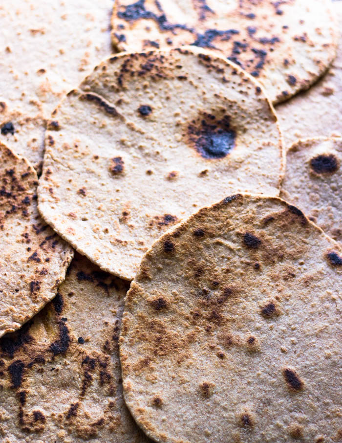 How to Make Homemade Whole Wheat Tortillas #mexican #easy #healthy #recipe