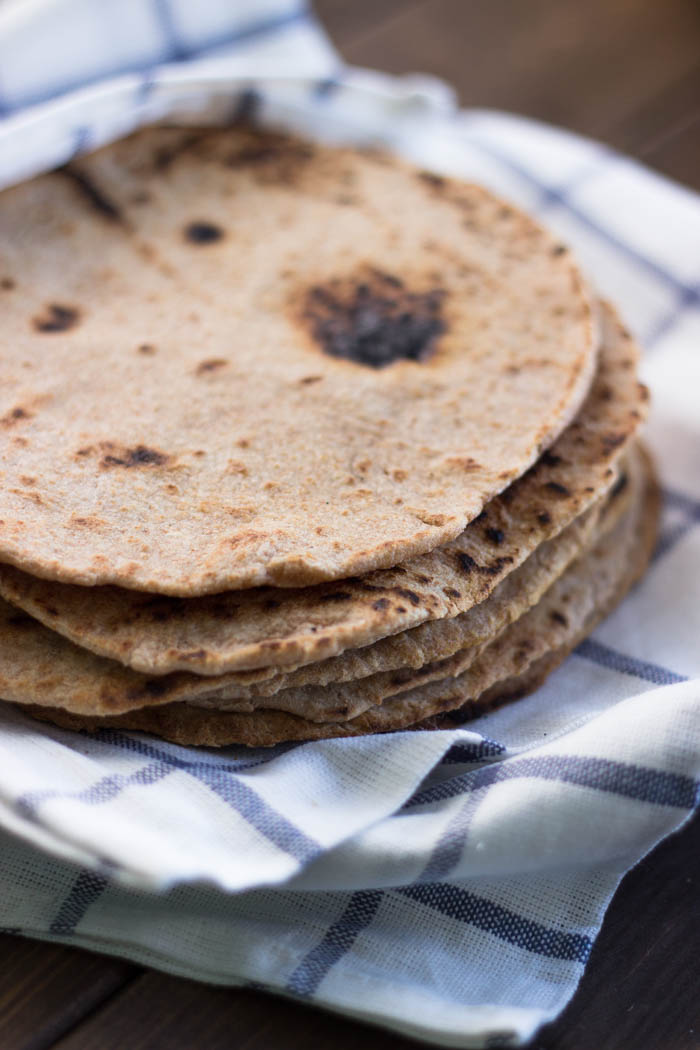 recipe: whole wheat tortillas recipe [16]