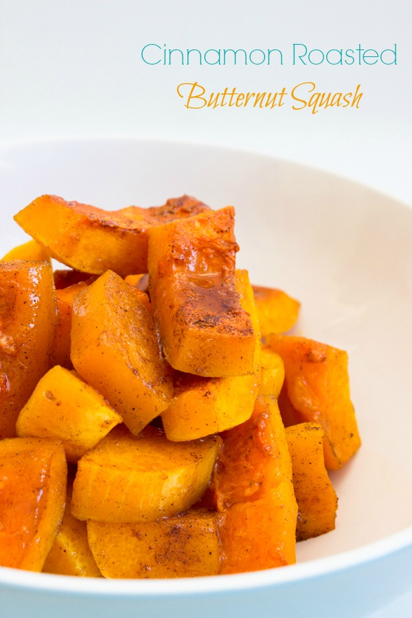 Cinnamon Roasted Butternut Squash Vegan Vegetarian Gimme Delicious