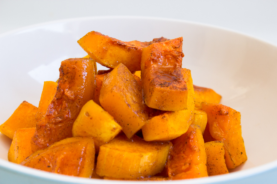 Cinnamon Roasted Butternut Squash { Vegan, Vegetarian} | Gimme ...