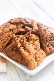 Baked Pita Chips-7