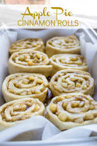 APPLE CINNAMON ROLLS-111
