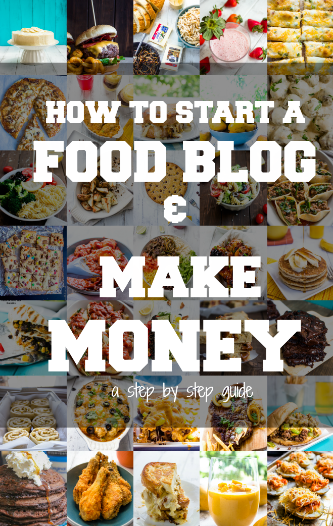 How to start a food blog in 3 easy steps a step by step guide how to start a food blog forumfinder Image collections