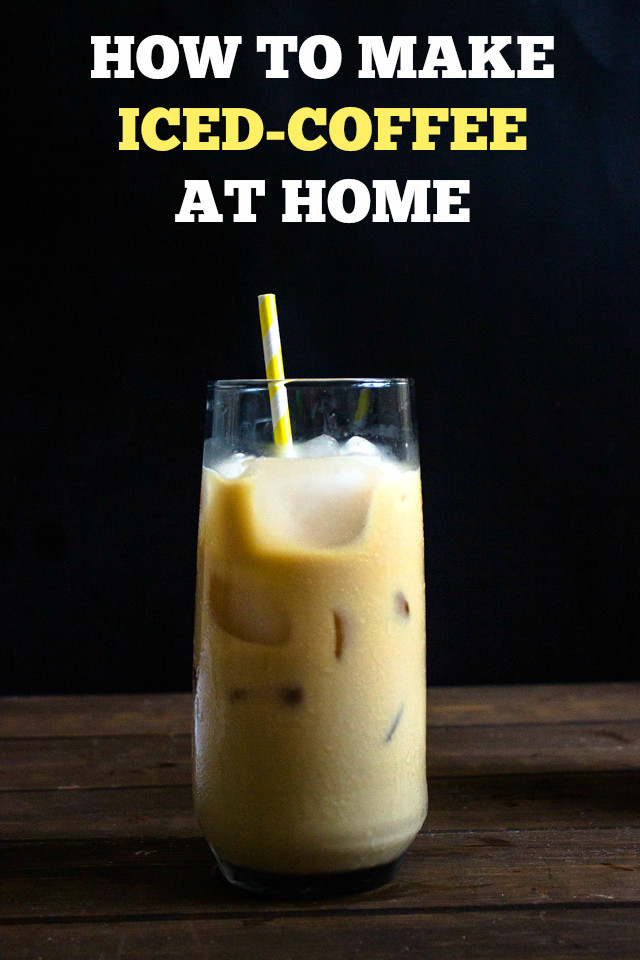 How to Make Perfect Iced Coffee at Home With a Keurig | Gimme ...