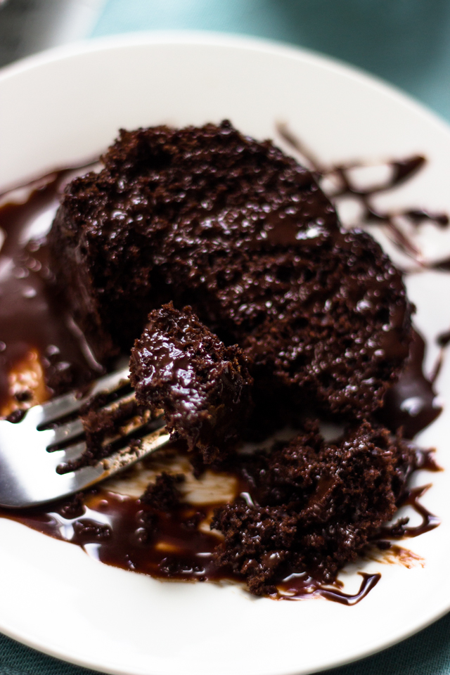 Double Chocolate Chip Bundt Cake | Gimme Delicious