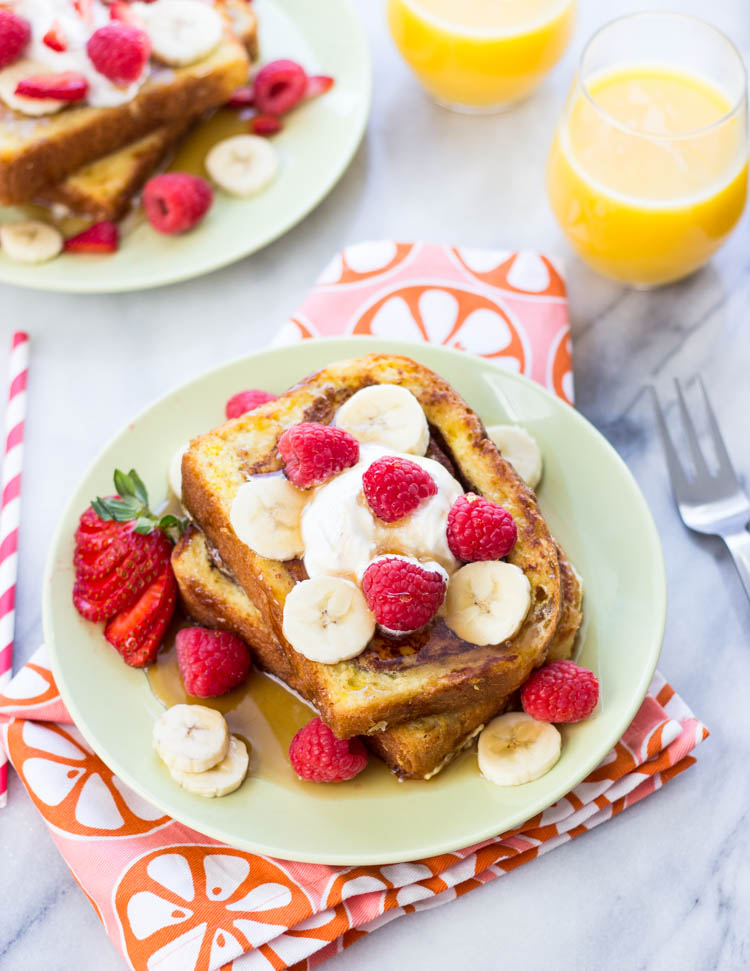 If you thought french toast was good, think again! French toast just ...