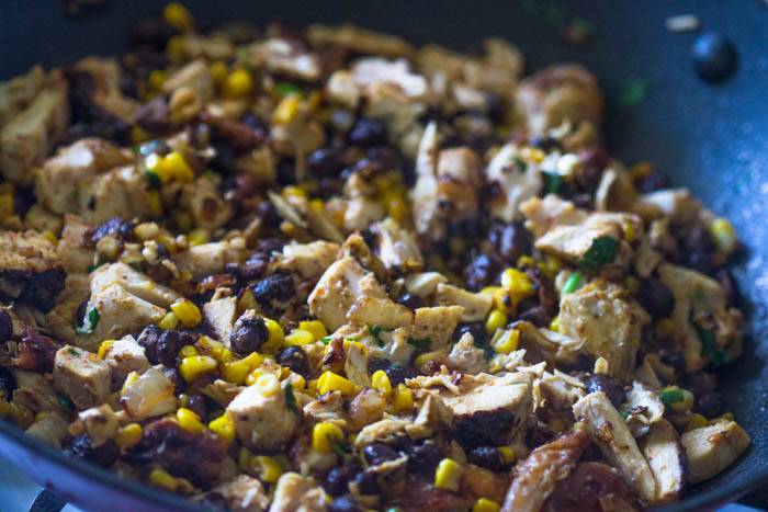 Easy Southwestern Fiesta Chicken
