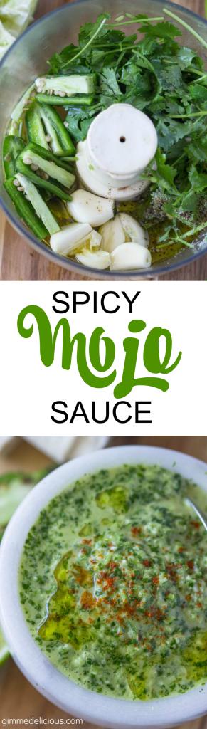 Mojo Recipe (Spicy Latin Sauce)