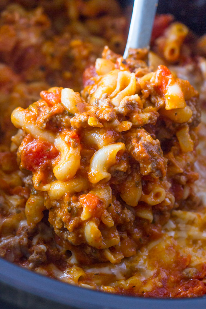 Easy ground beef slow cooker recipes