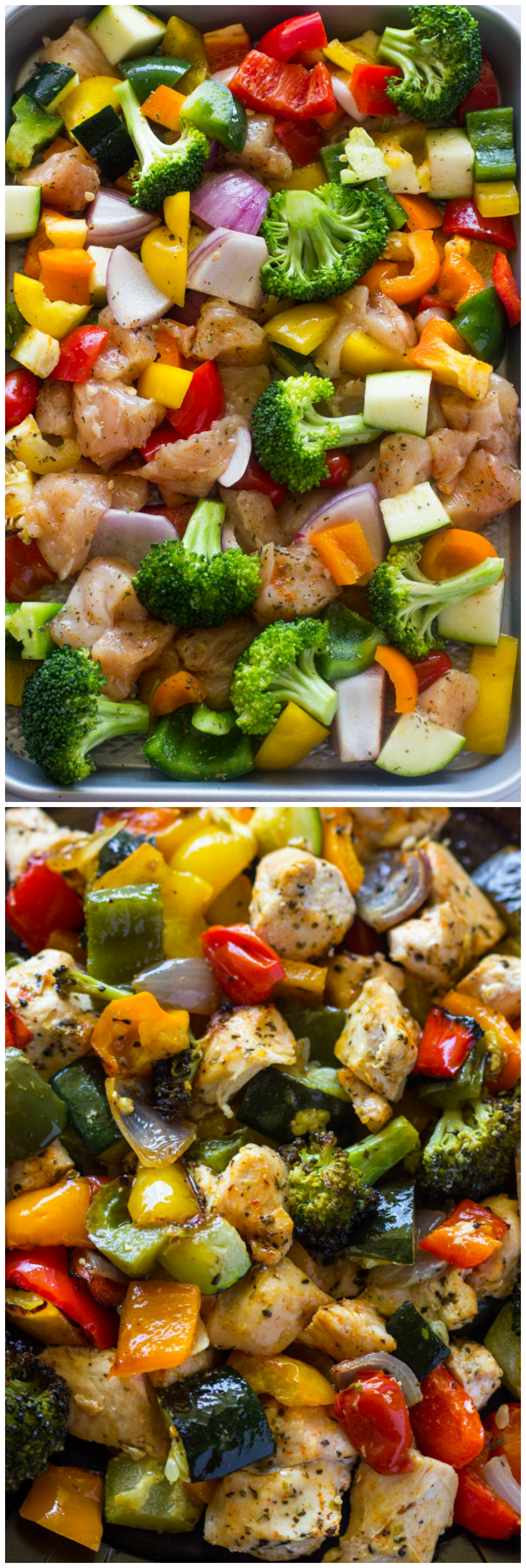 Watch Roasted Chicken and Vegetables video