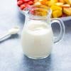 healthy fruit salad with yogurt recipe healthy snacks with fruit
