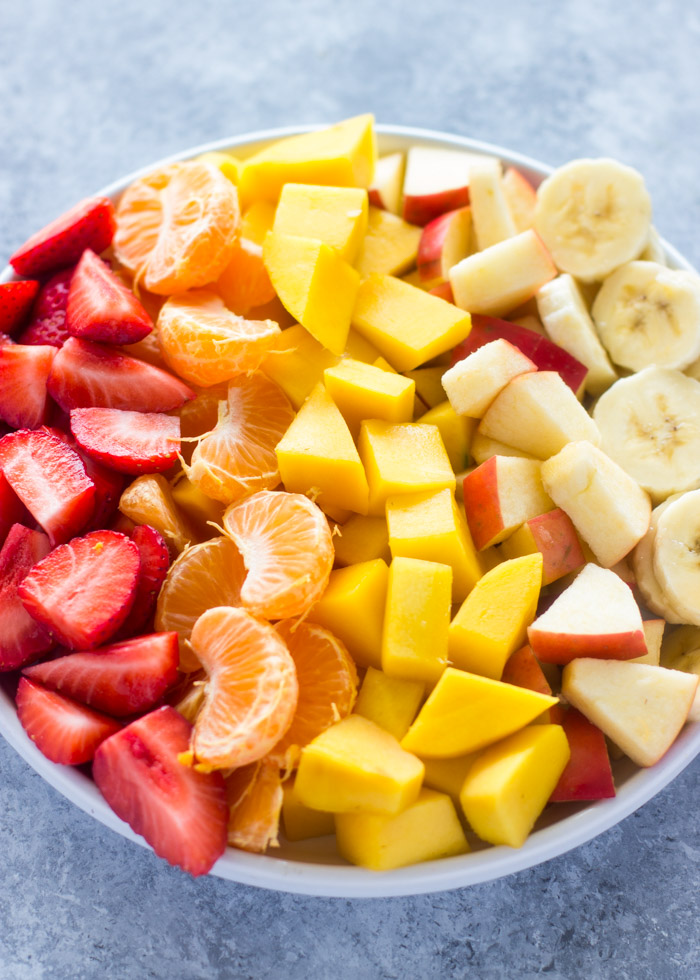 healthy fruit salad dressing ackee fruit