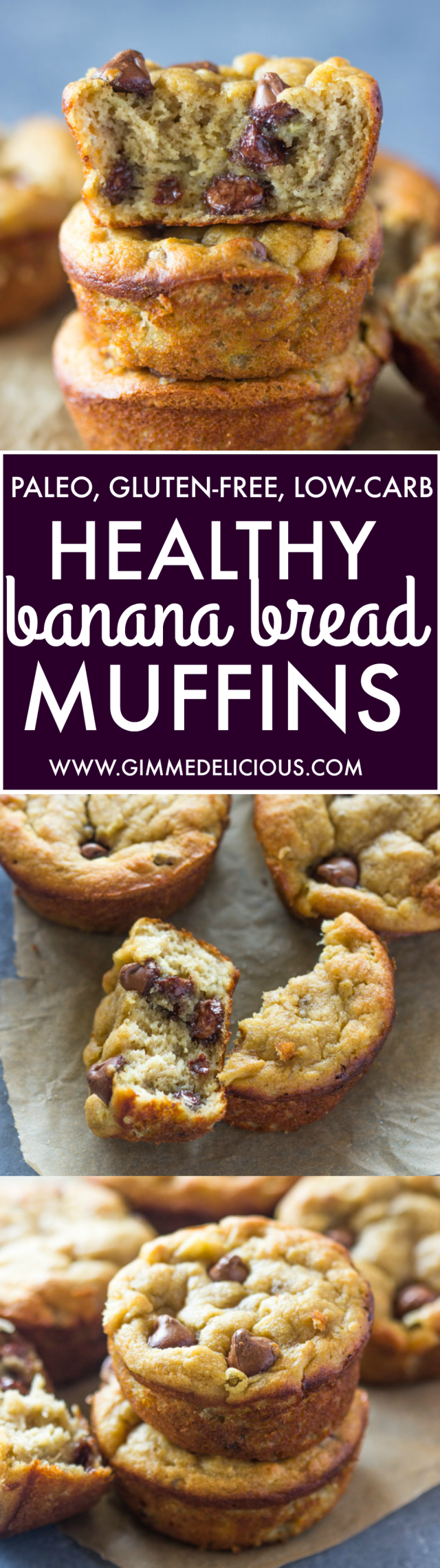 Low carb banana muffins in the top10better.com