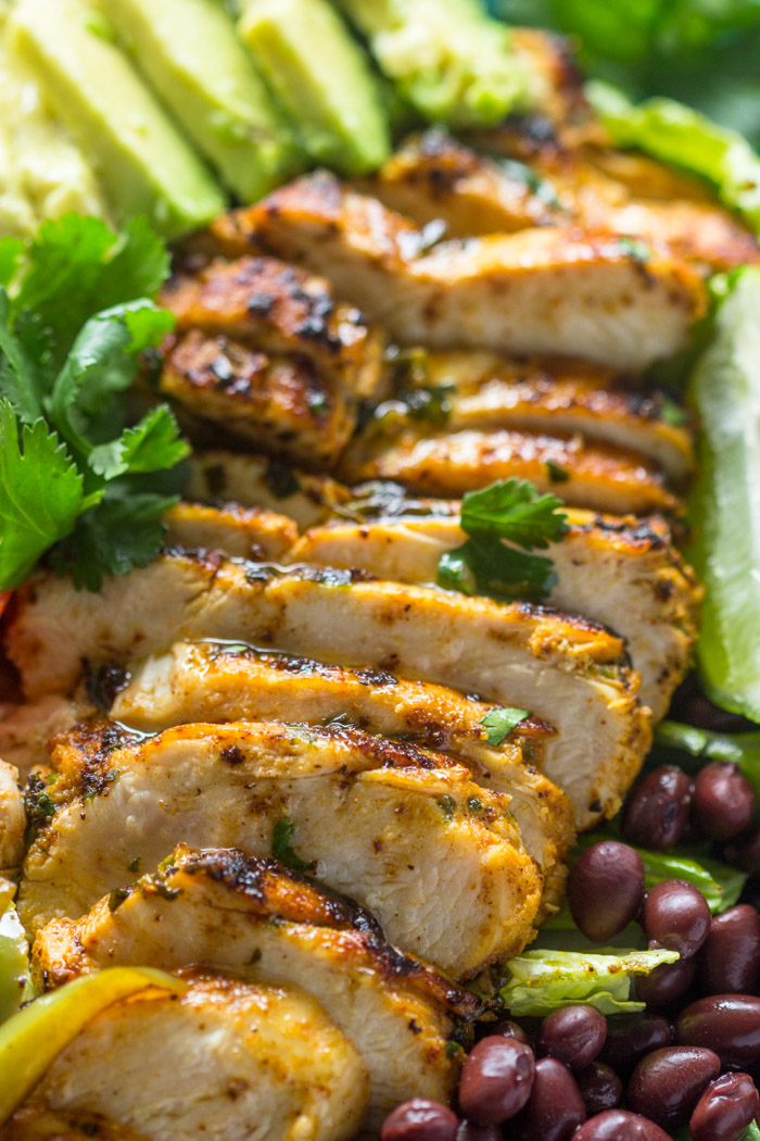 All Purpose Cilantro Lime Chicken