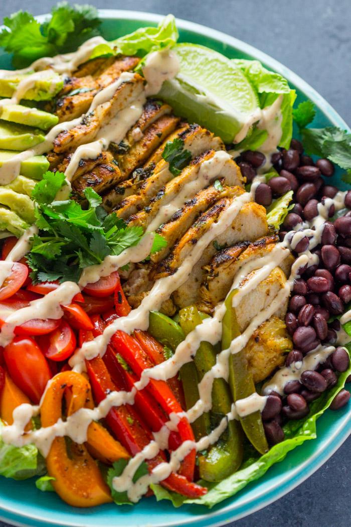cilantro lime chicken salad (31 of 32)