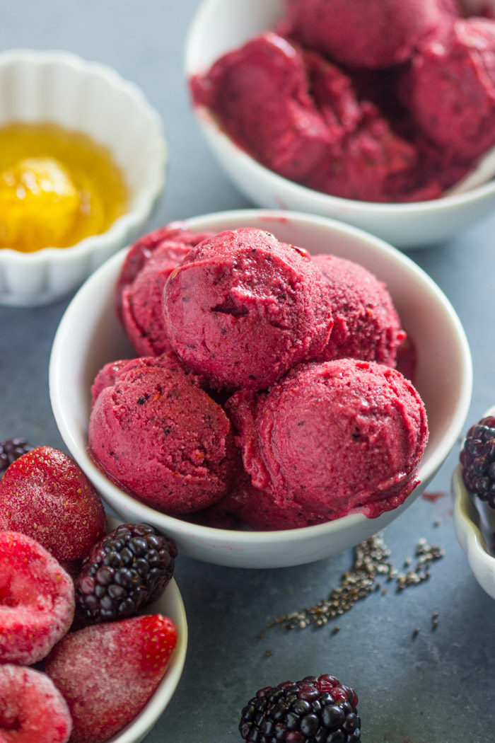 Easy Homemade Berry Frozen Yogurt (27 of 30)