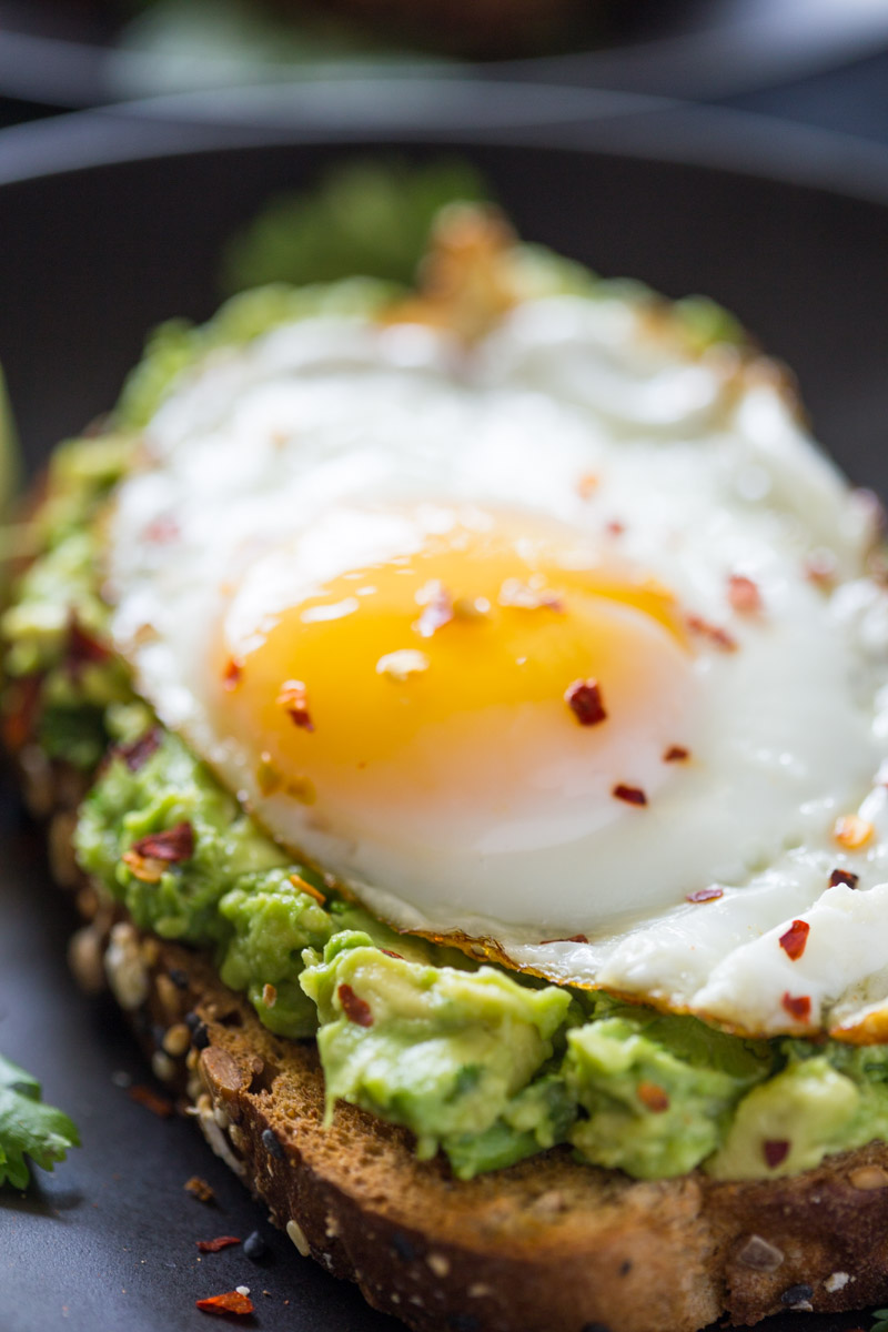 Healthy 5 Minute Avocado Toast Gimme Delicious