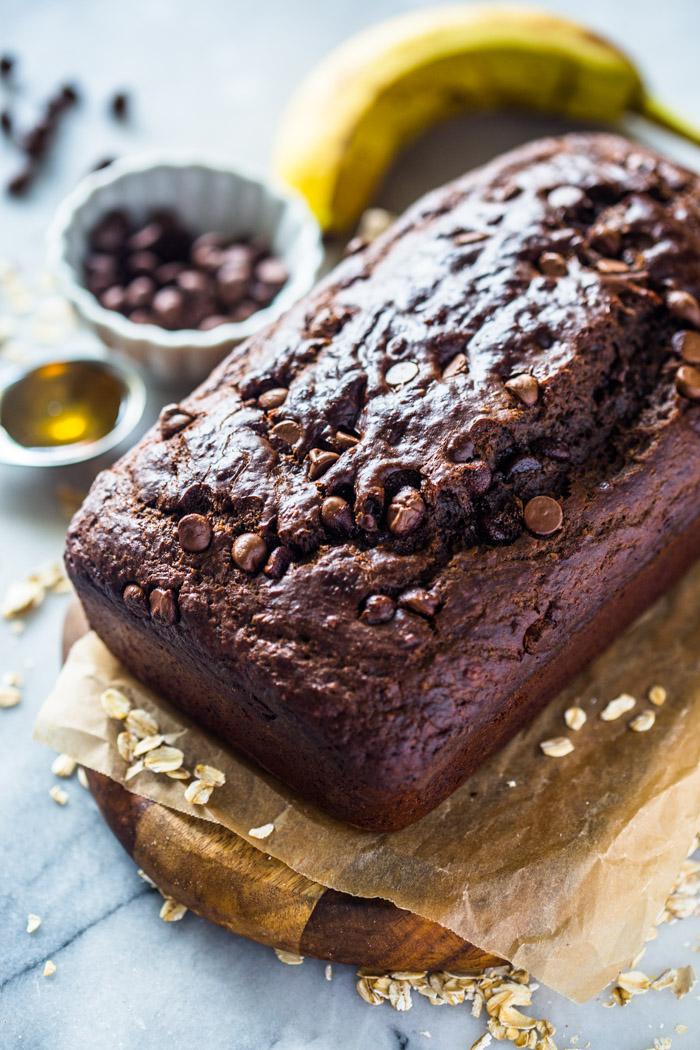 how to make healthy banana bread uk