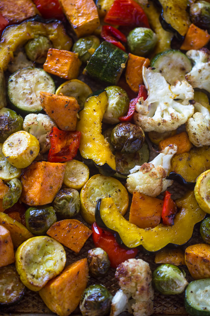 Autumn roasted veggies autumn roasted veggies forumfinder Images