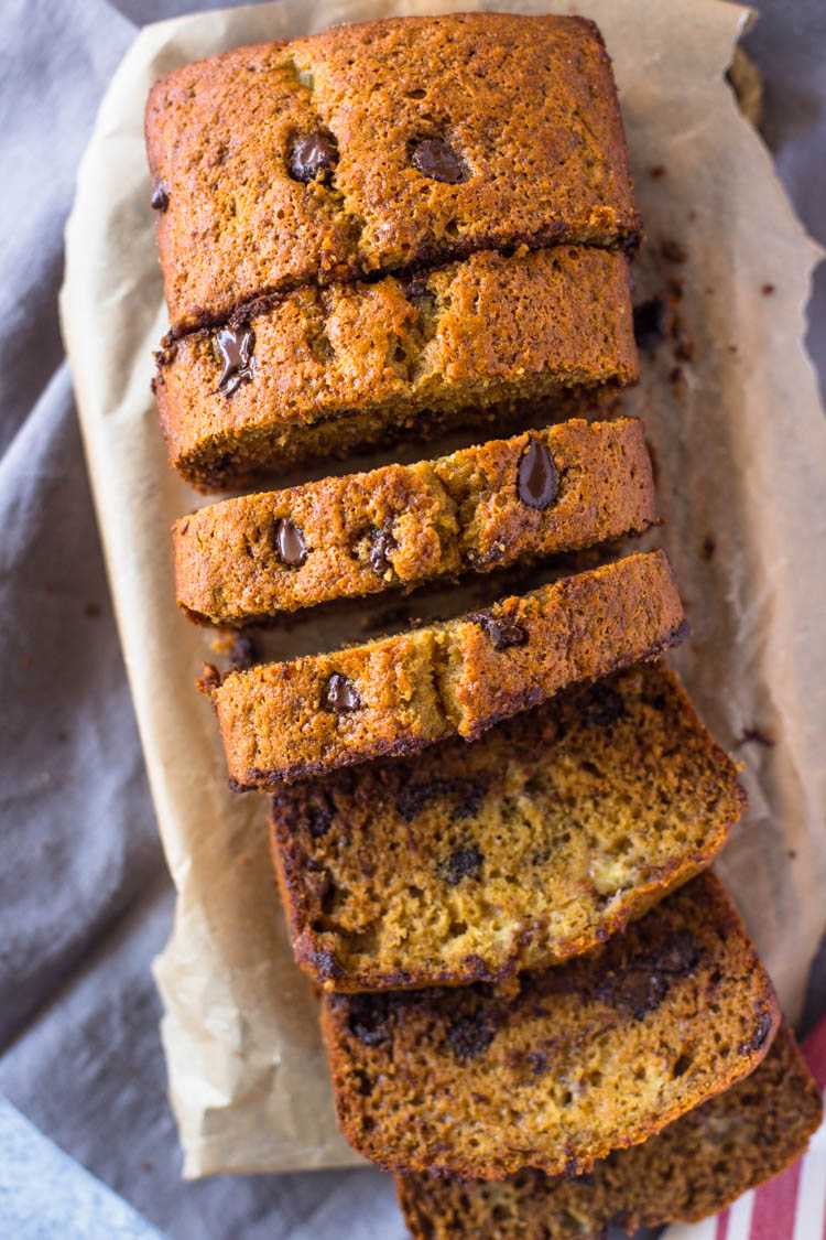 Healthy moist banana bread healthy moist banana bread forumfinder Gallery