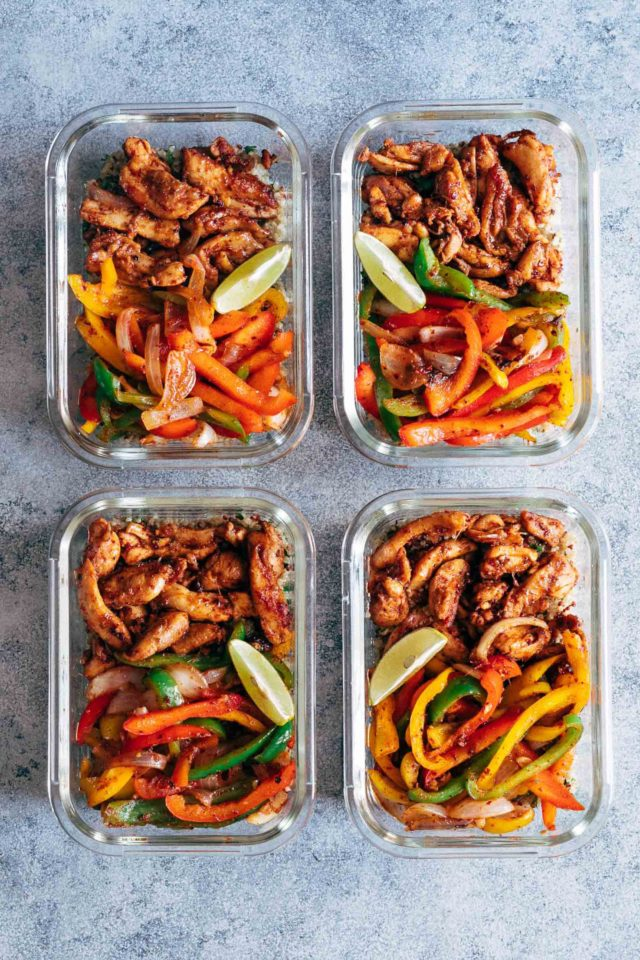 Top 10 30 Minute Meal Prep Chicken Recipes Gimme Delicious