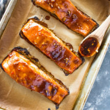 Thai Sweet Chili Salmon
