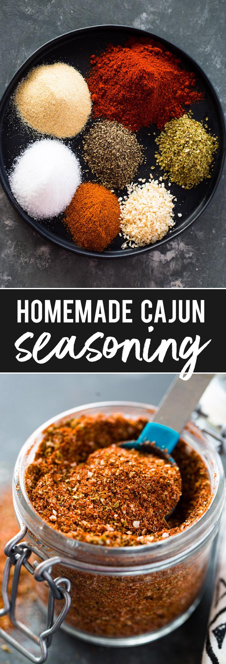 Cajun Seasoning Spice Mix