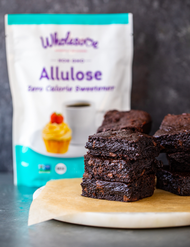 Healthier Brownies Gluten Free Low Carb Keto Friendly Gimme Delicious
