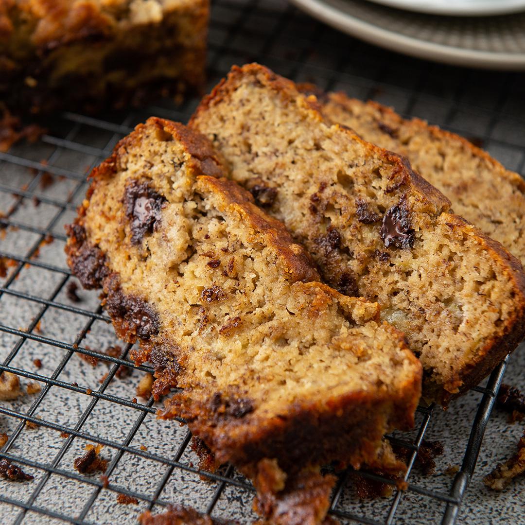 Banana Bread Recipe Using Almond Flour