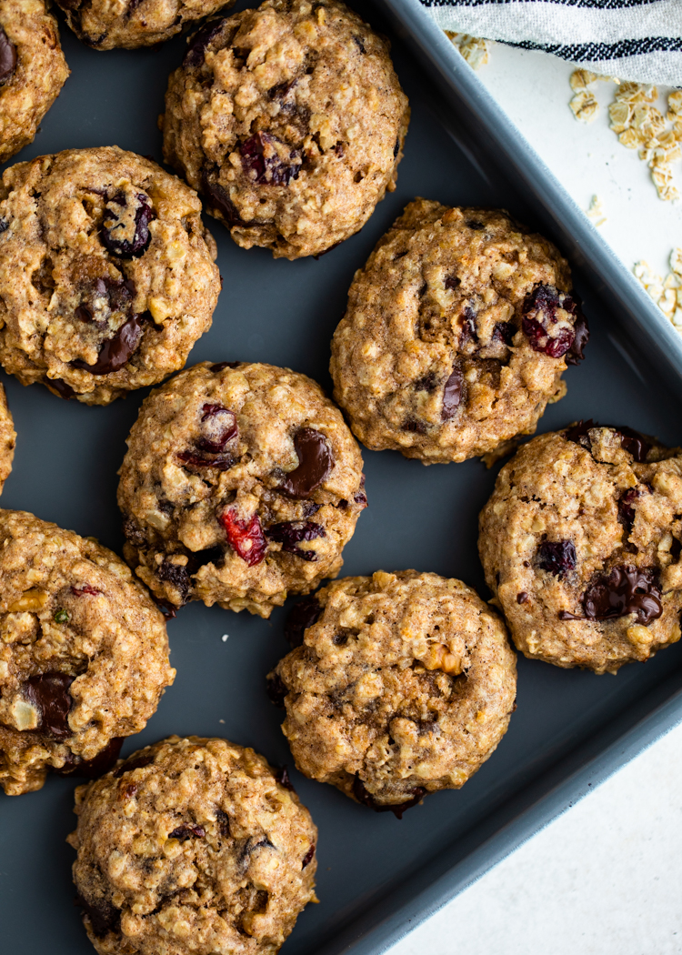 Healthy Oatmeal Cookies Gimme Delicious